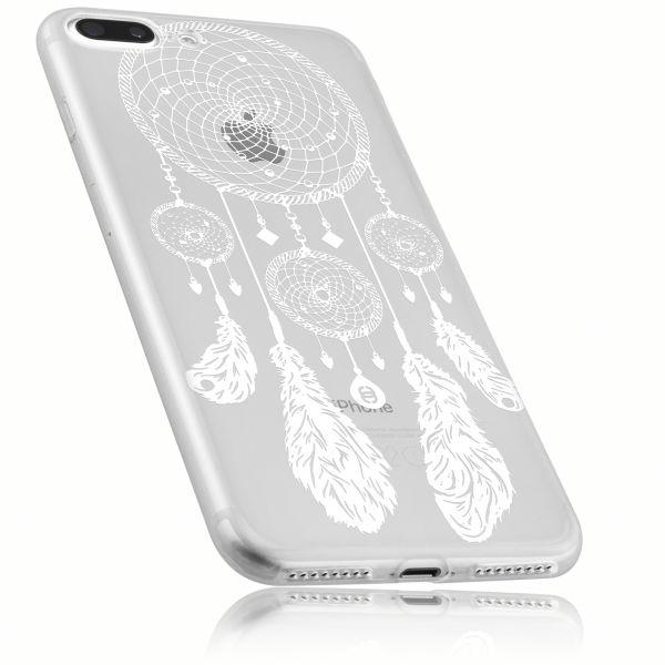 TPU Hülle transparent Motiv Traumfänger für Apple iPhone 8 Plus / 7 Plus