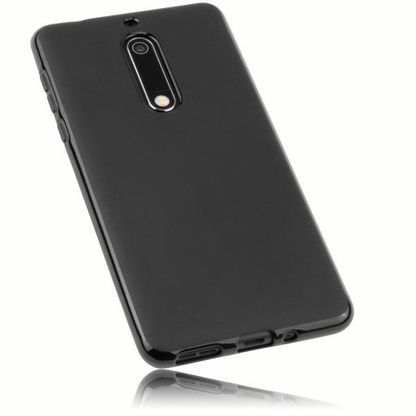 TPU Hülle schwarz für Nokia 5