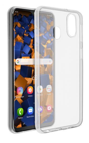TPU Hülle Ultra Slim transparent für Samsung Galaxy M20