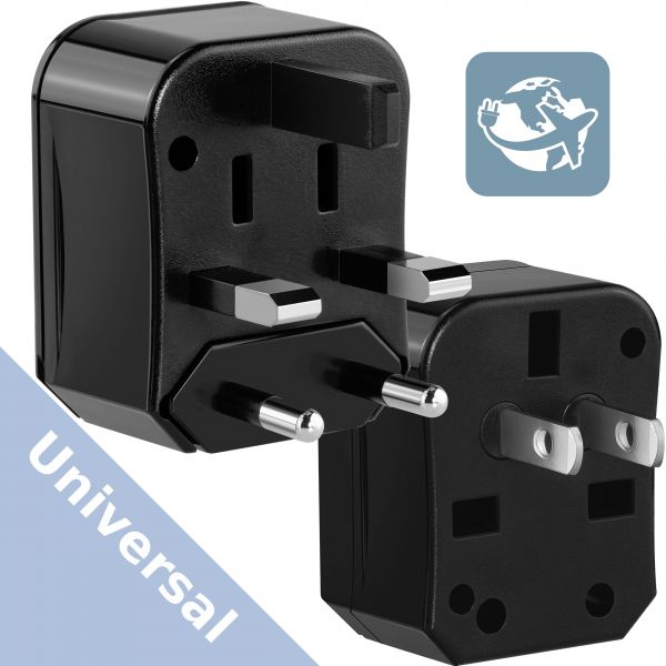 Universal Reiseadapter -stecker für USA, China, Japan, Kanada, Australien, UK m-RA1500