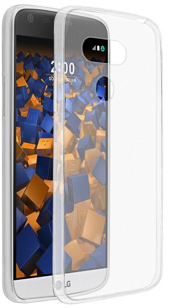 TPU Hülle Ultra Slim transparent für LG G5