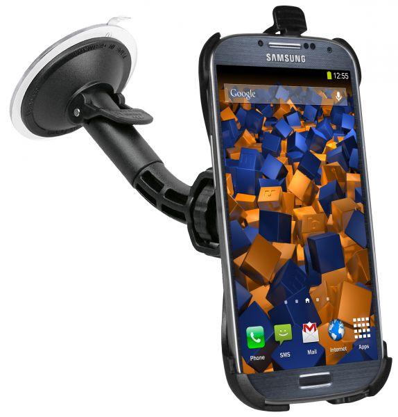 KFZ Halterung Schale aufstellbar für Samsung Galaxy S4