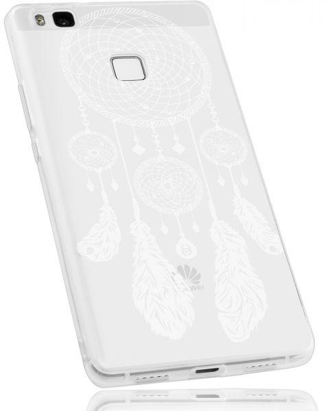 TPU Hülle transparent Motiv Traumfänger für Huawei P9 Lite