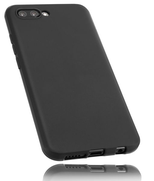 TPU Hülle schwarz für Huawei Honor 10