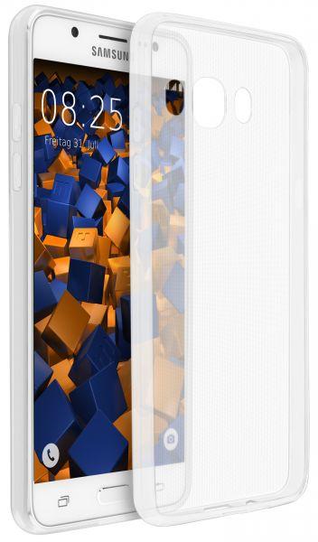 TPU Hülle Ultra Slim transparent für Samsung Galaxy J5 (2016)