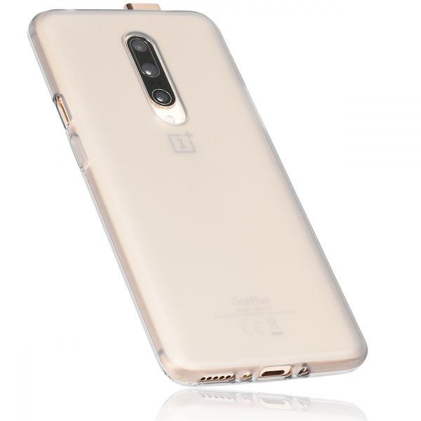 TPU Hülle weiß transparent für OnePlus 7 Pro