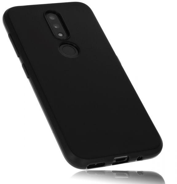 TPU Hülle schwarz für Nokia 4.2