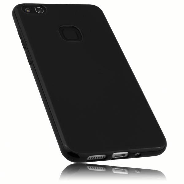 TPU Hülle schwarz für Huawei P10 Lite