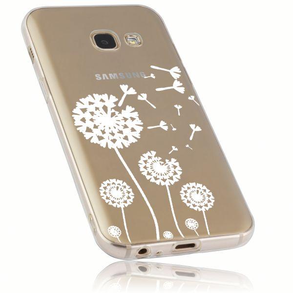 TPU Hülle transparent Motiv Pusteblume für Samsung Galaxy A3 (2017)