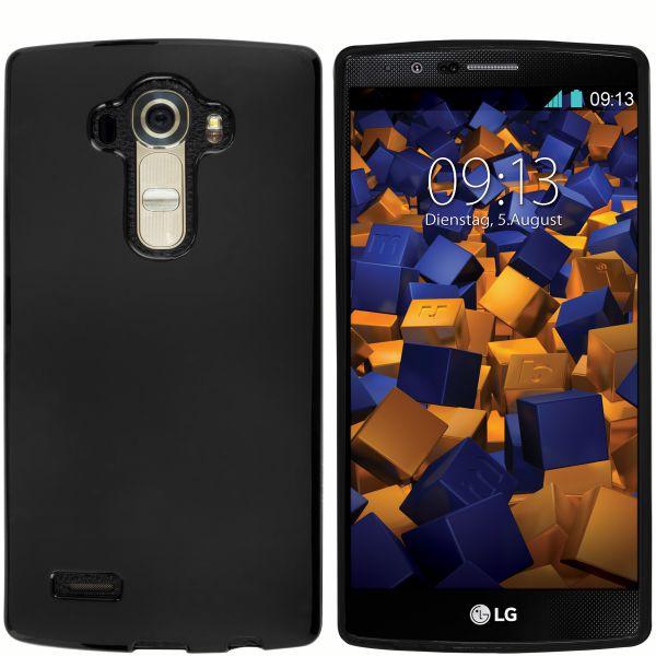 TPU Hülle schwarz für LG G4