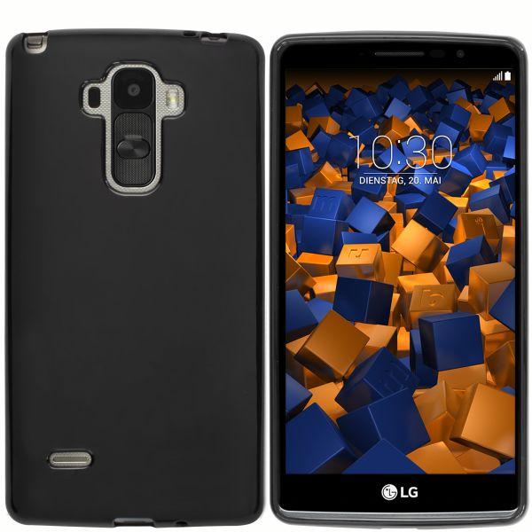 TPU Hülle schwarz für LG G4 Stylus