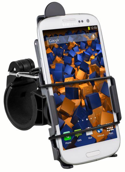 Fahrrad- Motorradhalterung für Samsung Galaxy S3 / S3 Neo