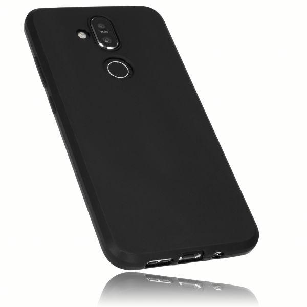 TPU Hülle schwarz für Nokia 8.1
