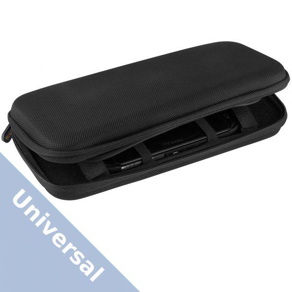 Universal Gaming, Konsolentasche schwarz mit Zusatzfächern