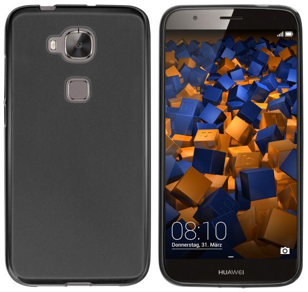 TPU Hülle schwarz für Huawei G8 / GX8