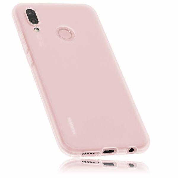 TPU Hülle weiß transparent für Huawei P20 Lite