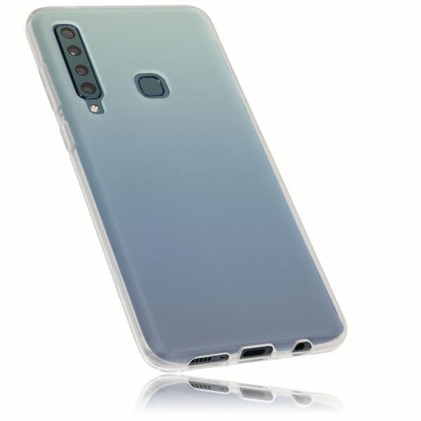 TPU Hülle weiß transparent für Samsung Galaxy A9 (2018)
