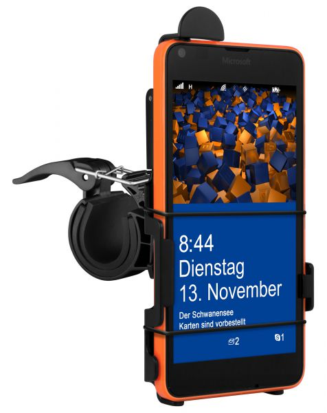 Fahrrad- Motorradhalterung für Microsoft Lumia 640
