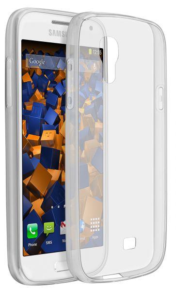 TPU Hülle Ultra Slim transparent für Samsung Galaxy S4 mini