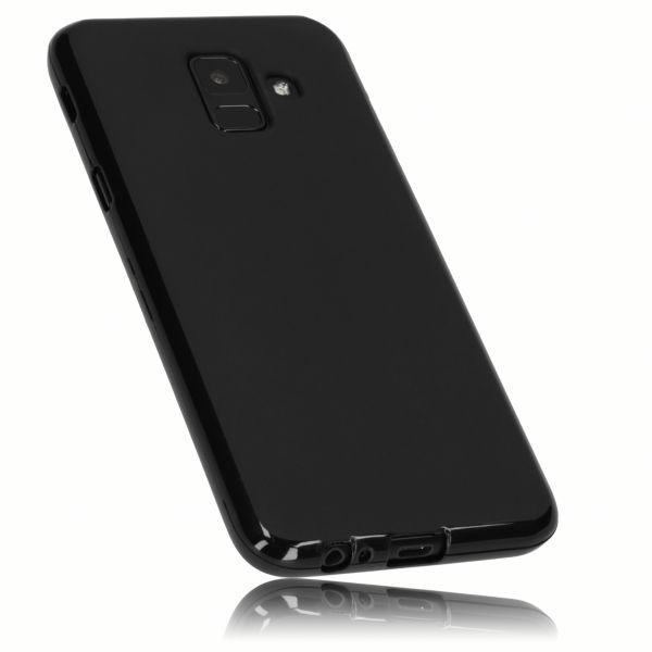 TPU Hülle schwarz für Samsung Galaxy A6