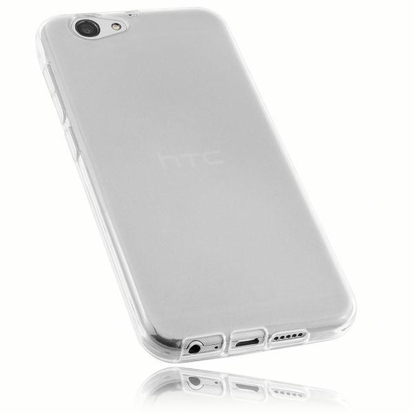 TPU Hülle weiß transparent für HTC One A9s