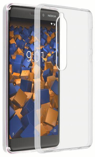 TPU Hülle Ultra Slim transparent für Nokia 6 (2018)
