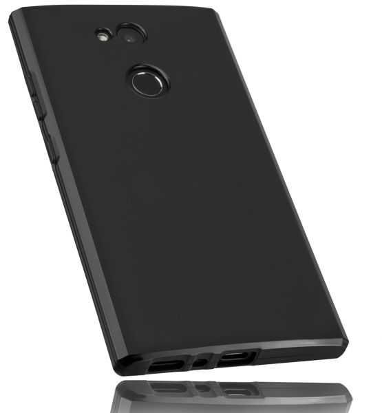 TPU Hülle schwarz für Sony Xperia L2