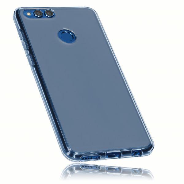 TPU Hülle weiß transparent für Huawei Honor 7X