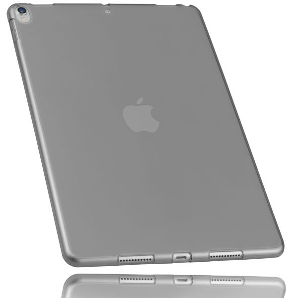 TPU Hülle schwarz transparent für Apple iPad Pro (10,5 Zoll)