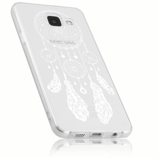 TPU Hülle transparent Motiv Traumfänger für Samsung Galaxy A3 (2016)