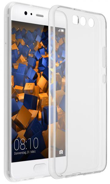TPU Hülle Ultra Slim transparent für Huawei P10