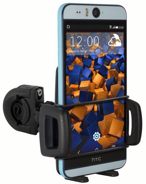 Fahrrad- Motorradhalterung TwoSave für HTC Desire Eye