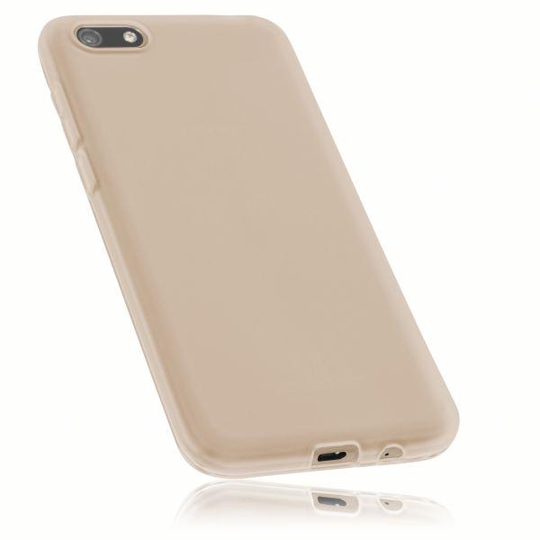 TPU Hülle weiß transparent für Huawei Honor 7S