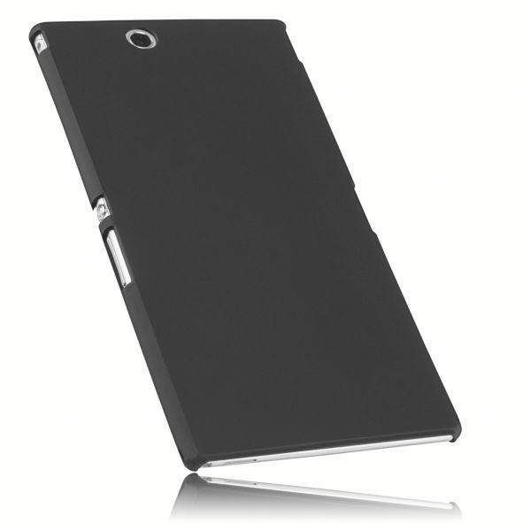 Hard Case Hülle schwarz für Sony Xperia Z Ultra