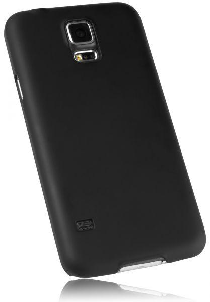 Hard Case Hülle schwarz für Samsung Galaxy S5 / S5 Neo