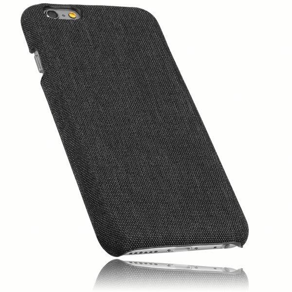 Hard Case Hülle fineline schwarz für Apple iPhone 6 / 6s