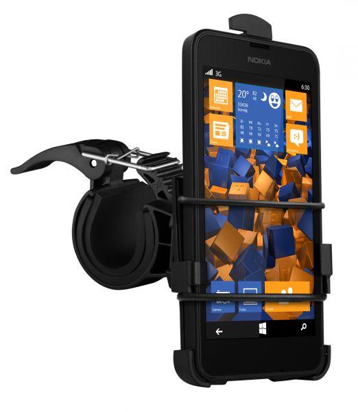 Fahrrad- Motorradhalterung für Nokia Lumia 630 / 635