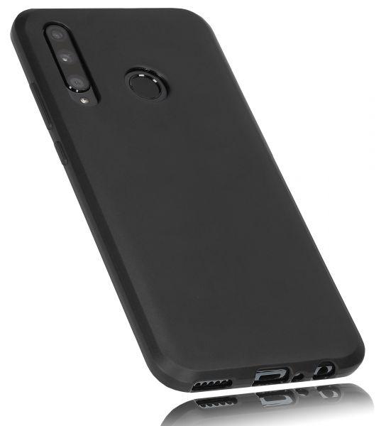 TPU Hülle schwarz für Huawei Honor 20 Lite