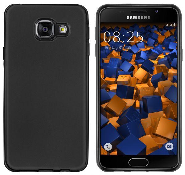 TPU Hülle schwarz für Samsung Galaxy A3 (2016)