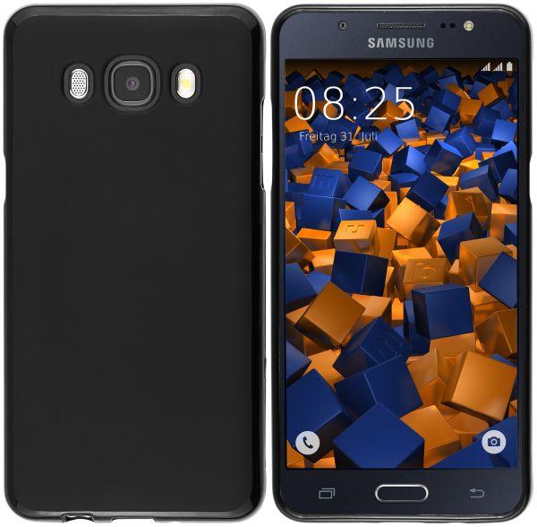 TPU Hülle schwarz für Samsung Galaxy J5 (2016)