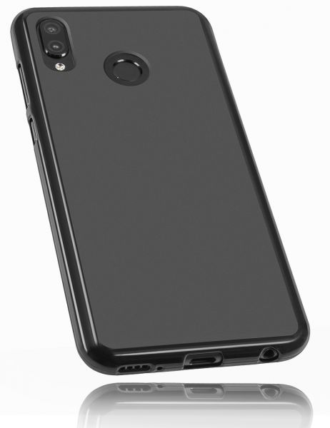TPU Hülle schwarz für Huawei Honor Play