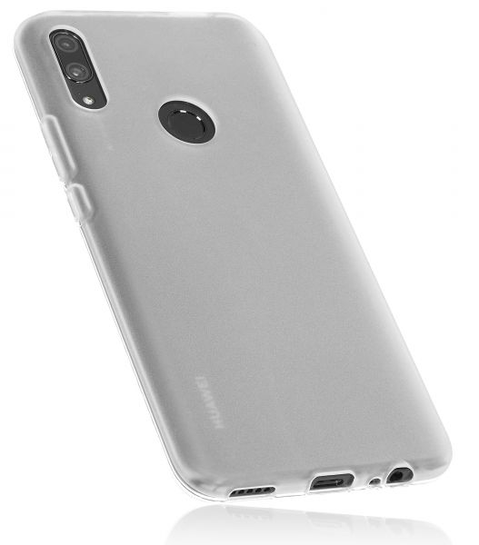 TPU Hülle weiß transparent für Huawei P Smart Z