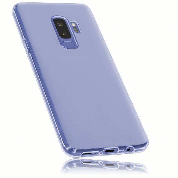 TPU Hülle weiß transparent für Samsung Galaxy S9 Plus