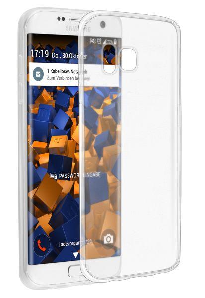 TPU Hülle Ultra Slim transparent für Samsung Galaxy S7 Edge