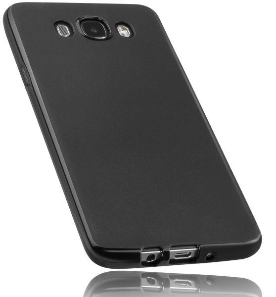 TPU Hülle schwarz für Samsung Galaxy J7 (2016)