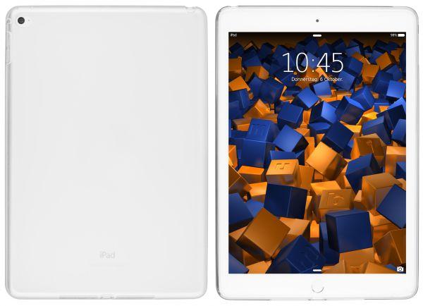 TPU Hülle weiß transparent für Apple iPad Air 2