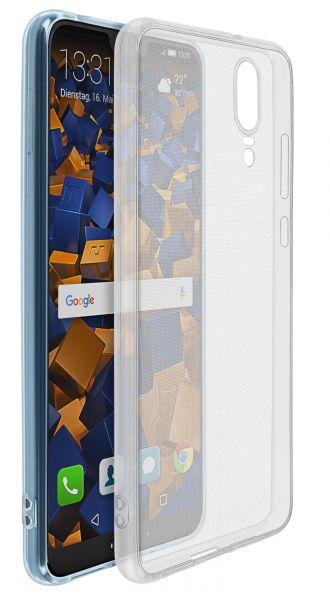 TPU Hülle Ultra Slim transparent für Huawei P20