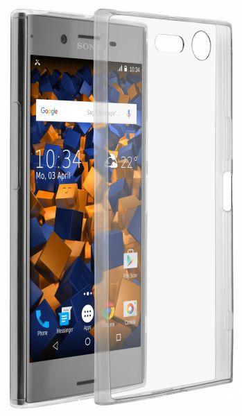 TPU Hülle Ultra Slim transparent für Sony Xperia XZ Premium