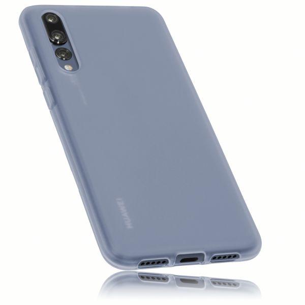 TPU Hülle weiß transparent für Huawei P20 Pro