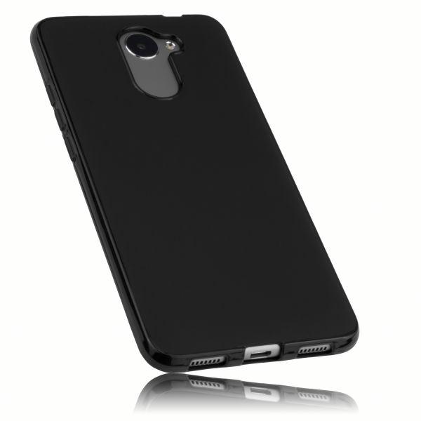 TPU Hülle schwarz für Huawei Y7